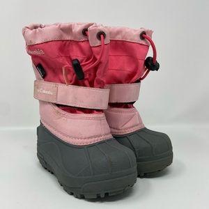 Columbia Powder Bug Waterproof Winter Boot 7C